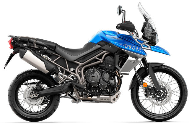 New Tiger 800 XCx