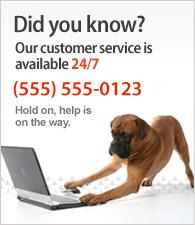 Nossos serviços estão disponíveis 24/7. Entre em contato (555) 555-0123.